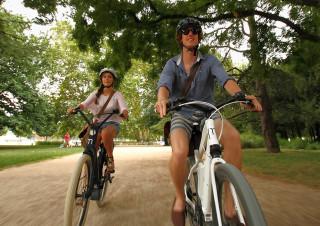 balade vélo électrique